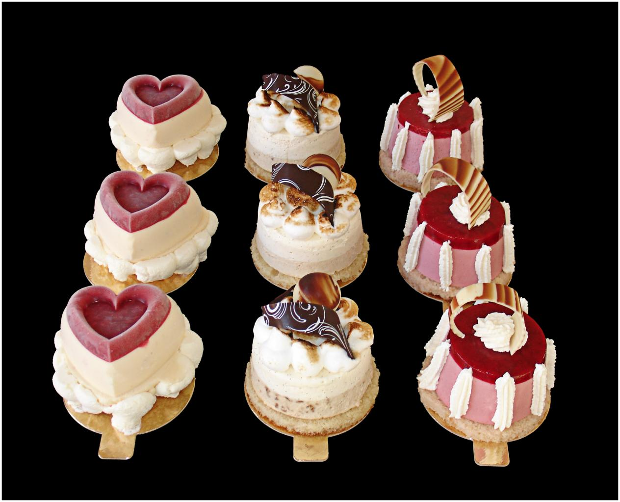Desserts individuelle